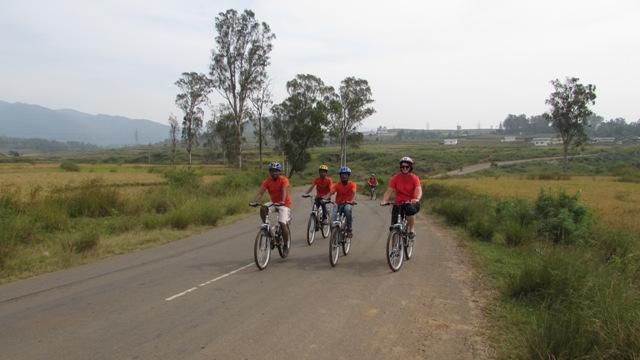 Bike Ride Nov 2014 - Araku Hills.JPG