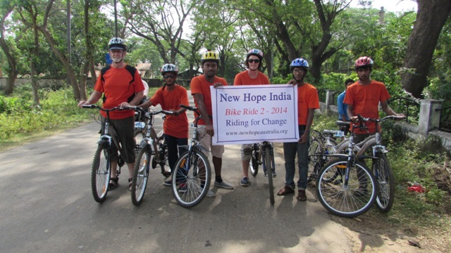 Bike Ride Nov 2014 - Leprosy Clinic.JPG