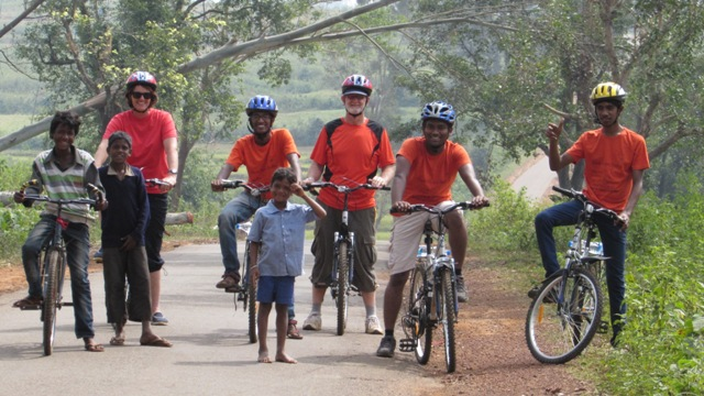 Bike Ride Nov 2014 - Tribal Kids.JPG