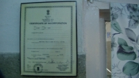 Hospital Registration Certificate