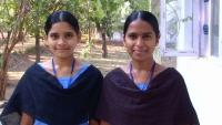 Anitha & Pavani