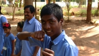 Pandu - Polio Child