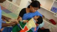Polio Child Care