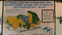 Local regional Map